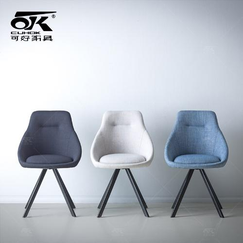 可好 電腦椅家用 舒適現代簡約轉椅北歐書房書桌椅子久坐辦公座椅